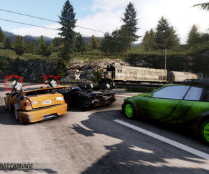 Gas Guzzlers: Combat Carnage Chat