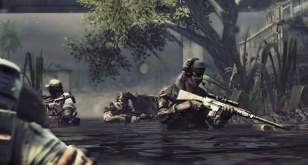 Tom Clancy's Ghost Recon: Future Soldier PC Screenshots