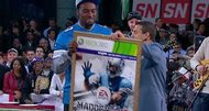 Calvin Johnson voted next Madden cover boy