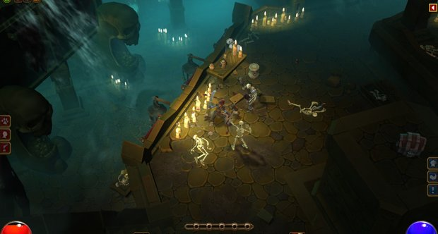 Torchlight II screenshots