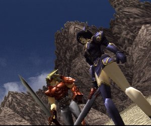 Legend of Dragoon Chat