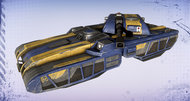 PlanetSide 2 Lightning Tank screenshots