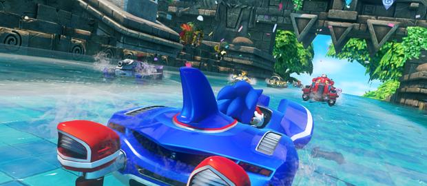 Sonic & All-Stars Racing Transformed News