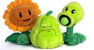 PopCap merchandising licenses secured, Plants vs Zombies plushies announced