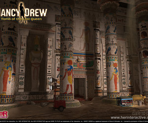 Nancy Drew: Tomb of the Lost Queen Chat
