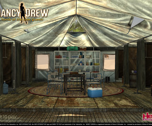Nancy Drew: Tomb of the Lost Queen Screenshots