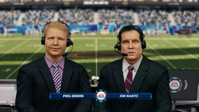 Madden NFL 13 Chat
