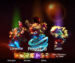 Awesomenauts Chat