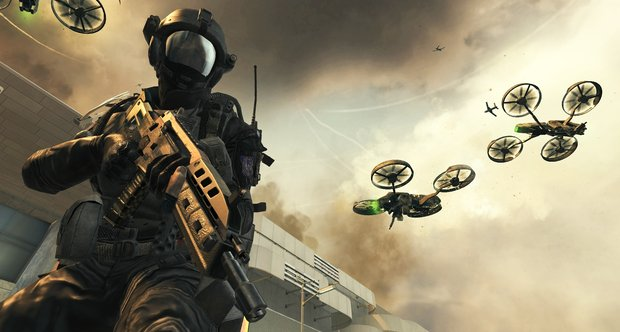 Call of Duty: Black Ops 2 official screens