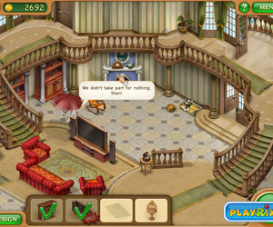 Gardenscapes: Mansion Makeover Files