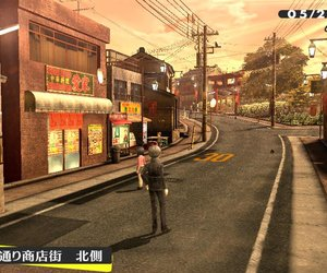 Persona 4 Golden Screenshots
