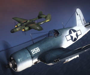 Damage Inc. Pacific Squadron WWII Videos