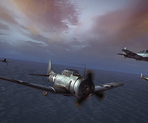 Damage Inc. Pacific Squadron WWII Chat