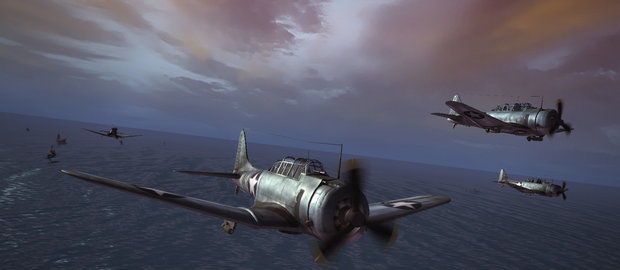 Damage Inc. Pacific Squadron WWII News