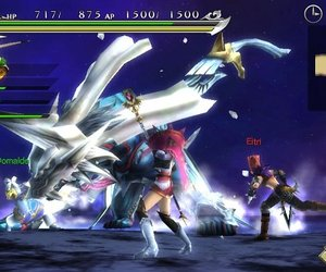 Ragnarok Odyssey Screenshots