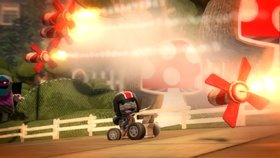 Little Big Planet Karting Screenshot from Shacknews