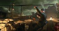 Sniper Elite V2 launch screenshots