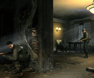 Sniper Elite V2 Screenshots