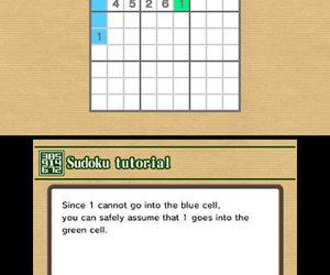 Sudoku by Nikoli Screenshots
