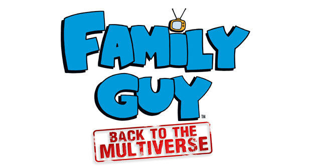 Family Guy: Back to the Multiverse logo topstory