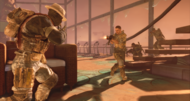 Spec Ops: The Line demo screenshots