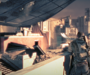 Spec Ops: The Line Screenshots
