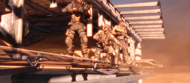Spec Ops: The Line News