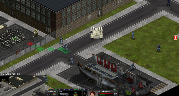 Xenonauts March 2012 screenshots