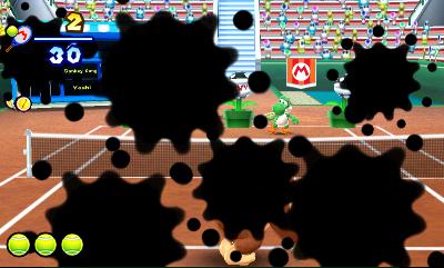 Mario Tennis Open Videos