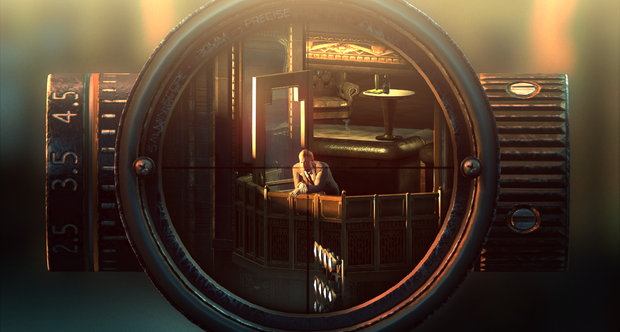 Hitman: Absolution Sniper Challenge screenshots