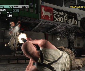Max Payne 3 Chat
