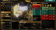 MechWarrior Online Mechlab screenshots