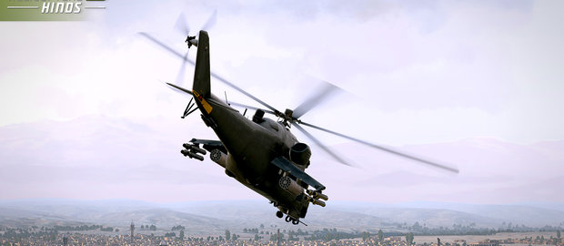 Take On Helicopters: Hinds News
