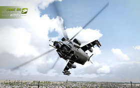 Take On Helicopters: Hinds Screenshot from Shacknews