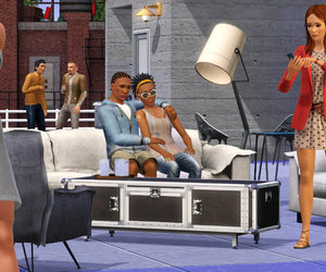 The Sims 3 Diesel Stuff Chat