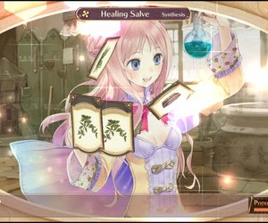 Atelier Meruru: The Apprentice of Arland Screenshots