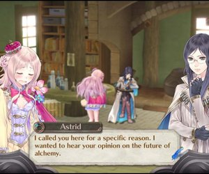 Atelier Meruru: The Apprentice of Arland Chat