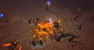 Diablo III launch screenshots