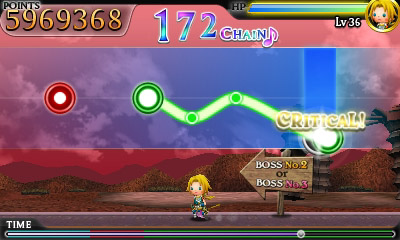 Theatrhythm Final Fantasy Videos