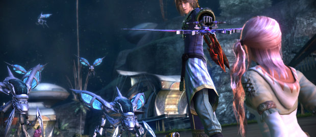 Final Fantasy XIII-2 News