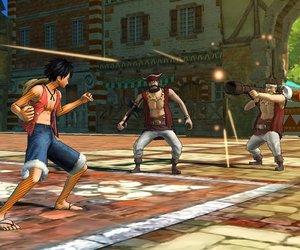 One Piece: Pirate Warriors Screenshots