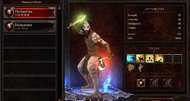 Diablo 3 gets dynamic character profiles