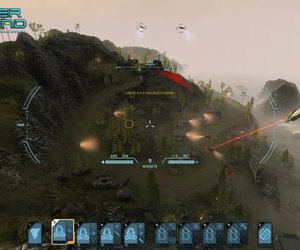 Carrier Command: Gaea Mission Chat