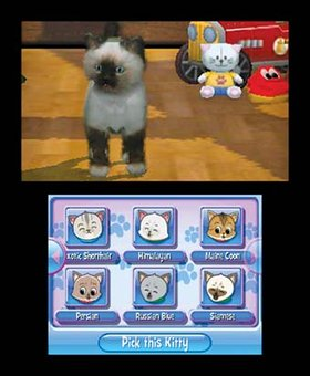 Purr Pals: Purrfection Screenshot from Shacknews