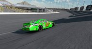 NASCAR The Game: Inside Line announcement screenshots