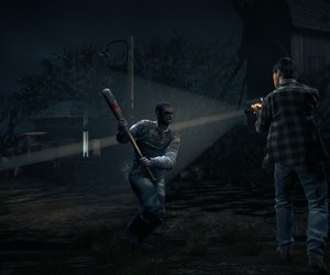 Alan Wake's American Nightmare Chat