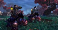 New Pandaren mounts revealed for World of Warcraft
