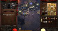 Diablo 3 review screens