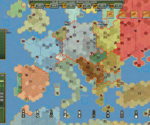 Strategic War in Europe Files
