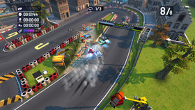 Bang Bang Racing Screenshot from Shacknews